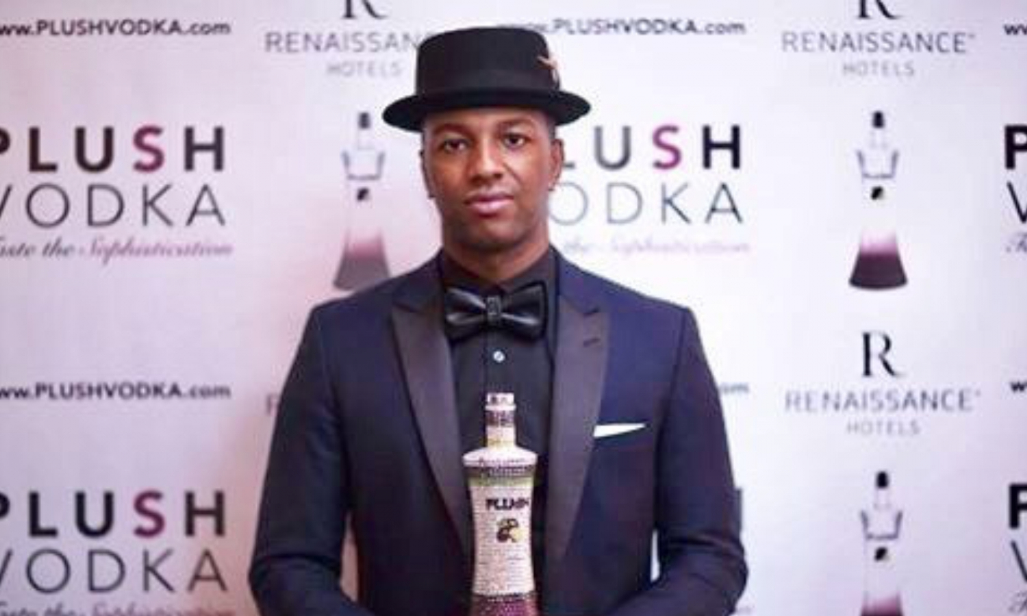 PLUSH Vodka Founder & Owner Malcolm Hale, Making A Mark in the Spirits & Wine Industry