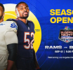 Suite Anticipation: Rams to open 2021 season against Bears